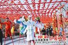 上海高跷表演-上海魔术表演
