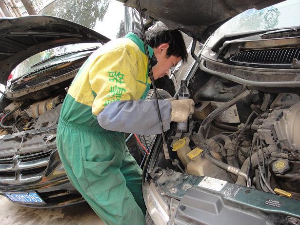 上海市欣业汽车技术服务中心生产供应上海汽车修理厂