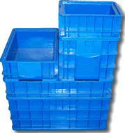 供应上海塑料制品加工塑料周转箱供应商