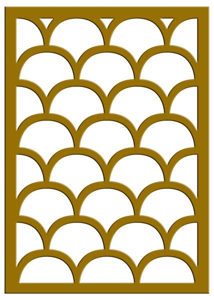 供应泰安专业雕刻密度板澳松板镂空花格图片大全