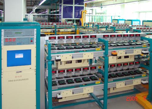 单相/叁相电能表自动化智能生产线图片/单相/叁相电能表自动化智能生产线样板图