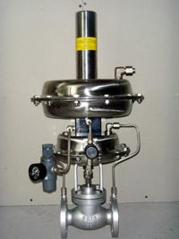 供应带指挥器自力式调节阀氮封阀蒸汽减压阀批发