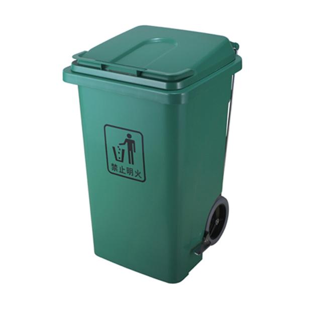 供应角形脚踏式垃圾桶 不锈钢垃圾桶 客房垃圾箱 家居果皮箱