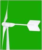 水平风力发电机1000W图片