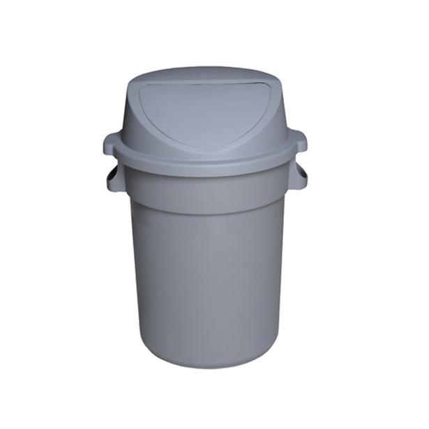 圆形塑料垃圾桶