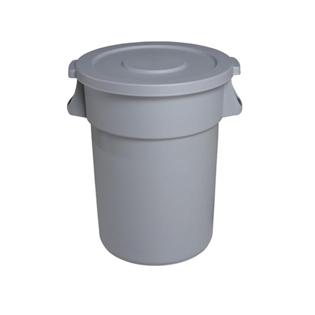 供应120l圆形塑料垃圾桶