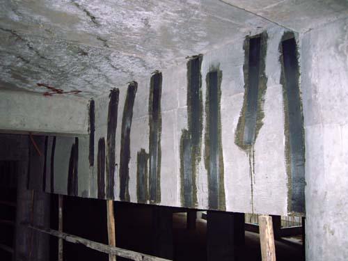 桥梁碳纤维加固-水泥柱碳纤维加固