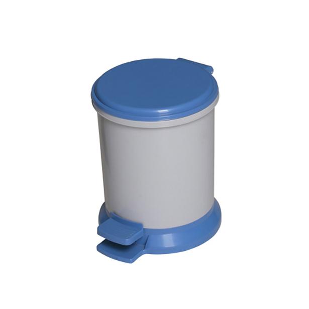 供应8L脚踏式垃圾桶、家居塑料垃圾筒、脚踏塑料垃圾桶、白云区垃圾桶