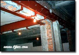 抗震加固工程施工单位-抗震碳纤维加固