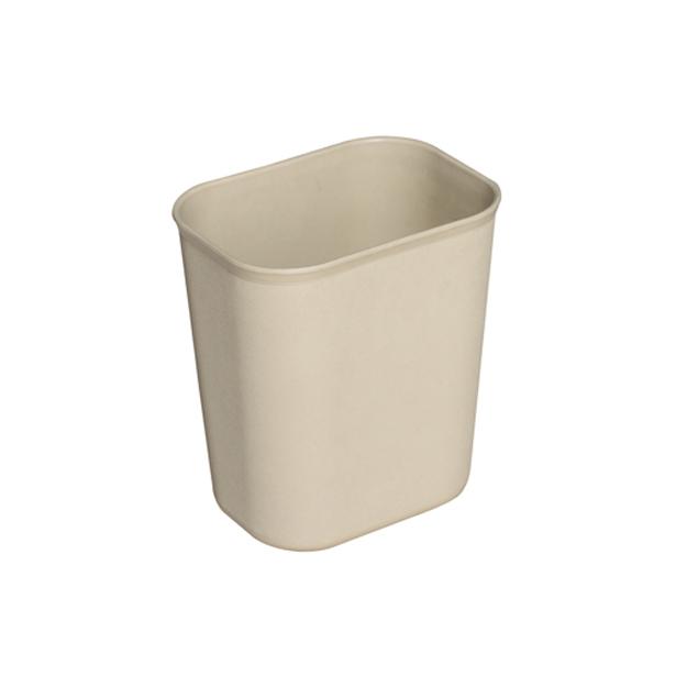 供应8L阻燃花纹塑料垃圾桶、8升塑料垃圾筒、房间垃圾桶、办公室垃圾桶
