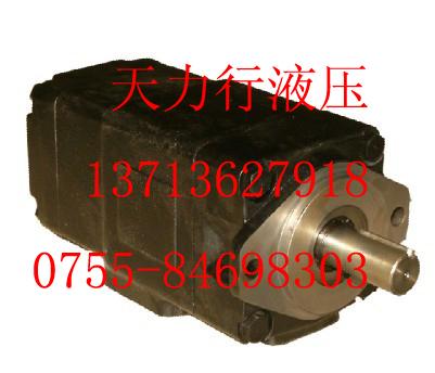 供应丹尼逊高压双联泵T6ED-072-035