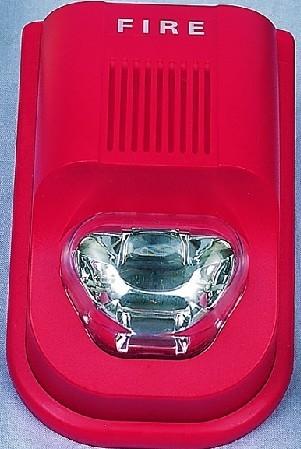 消防声光报警器接线图jbf4372e