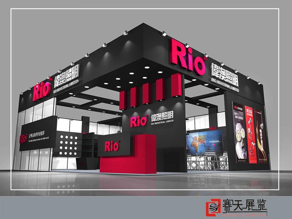 广州家具展览展示设计报价