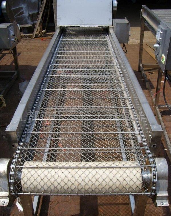 供应不锈钢网带输送机