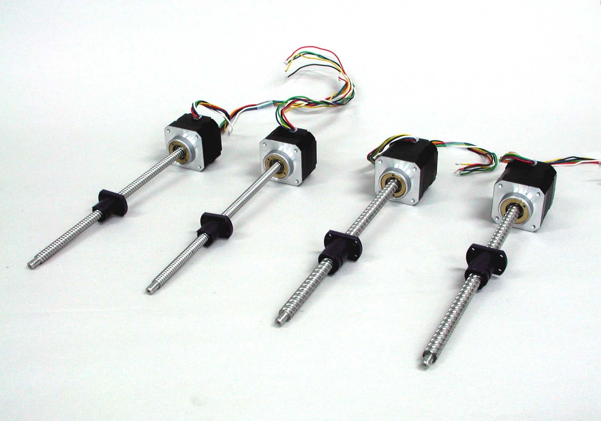 供应电机丝杠/直线电机