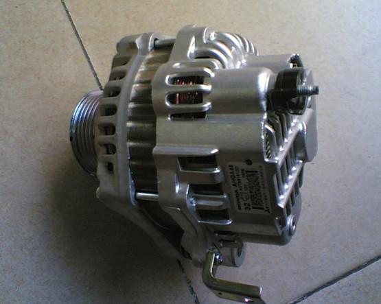 雪铁龙凯旋发电机助力泵图片
