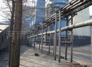 供应热电厂脱硫系统衬胶管道,脱硫管道生产