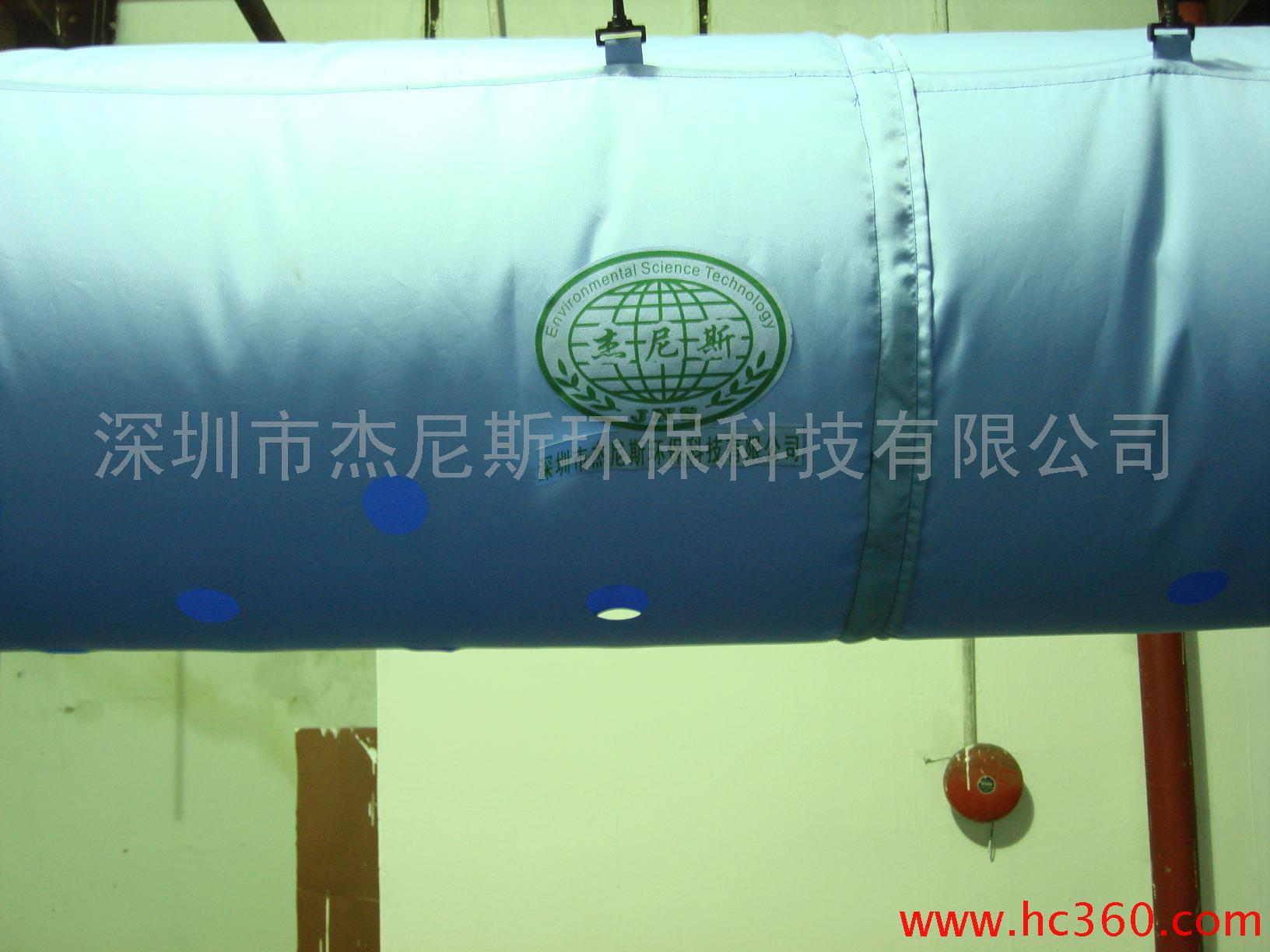 布质风管图片/布质风管样板图 (1)