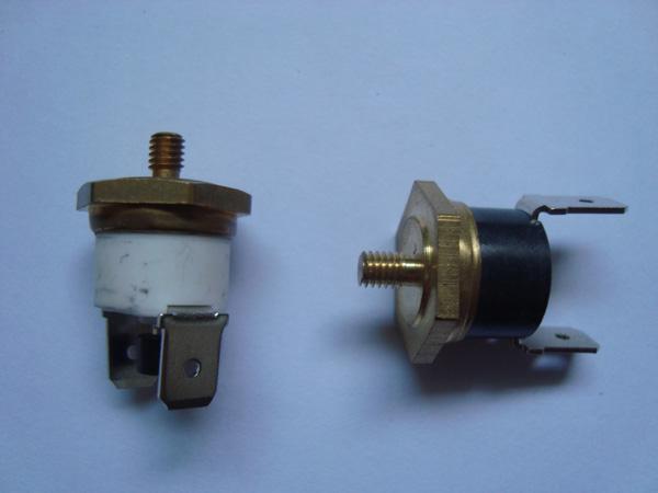 供应KSD铜帽温度开关温度开关温控器图片