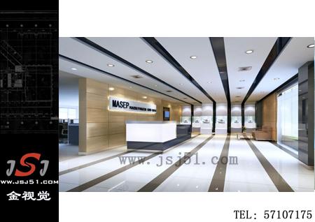 供应专业北京写字楼装修设计施工