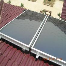 太阳能与建筑一体化给力平板太阳能产业的发展