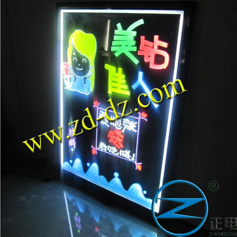 荧光板图案设计2018