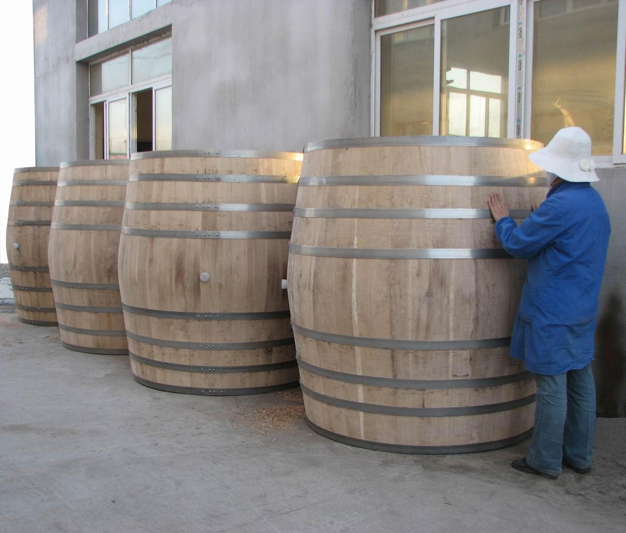 供应弗莱斯橡木桶 橡木酒桶