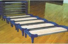 供应幼儿园用品用具幼儿床,幼儿园床,儿童床,幼儿园布床,幼儿园木板床