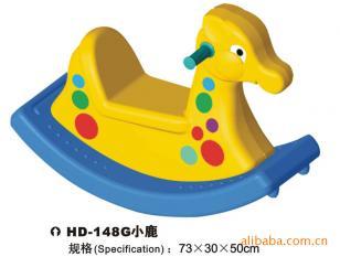 幼儿园玩具多彩摇马,单人摇马图片