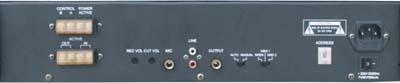 数控智能语音消防广播周边设备报警信号发生器设计安装上海公共广播图片