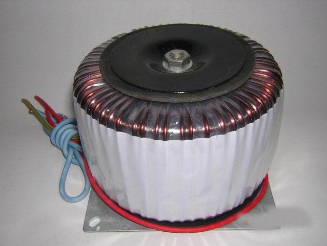 环形变压器图片