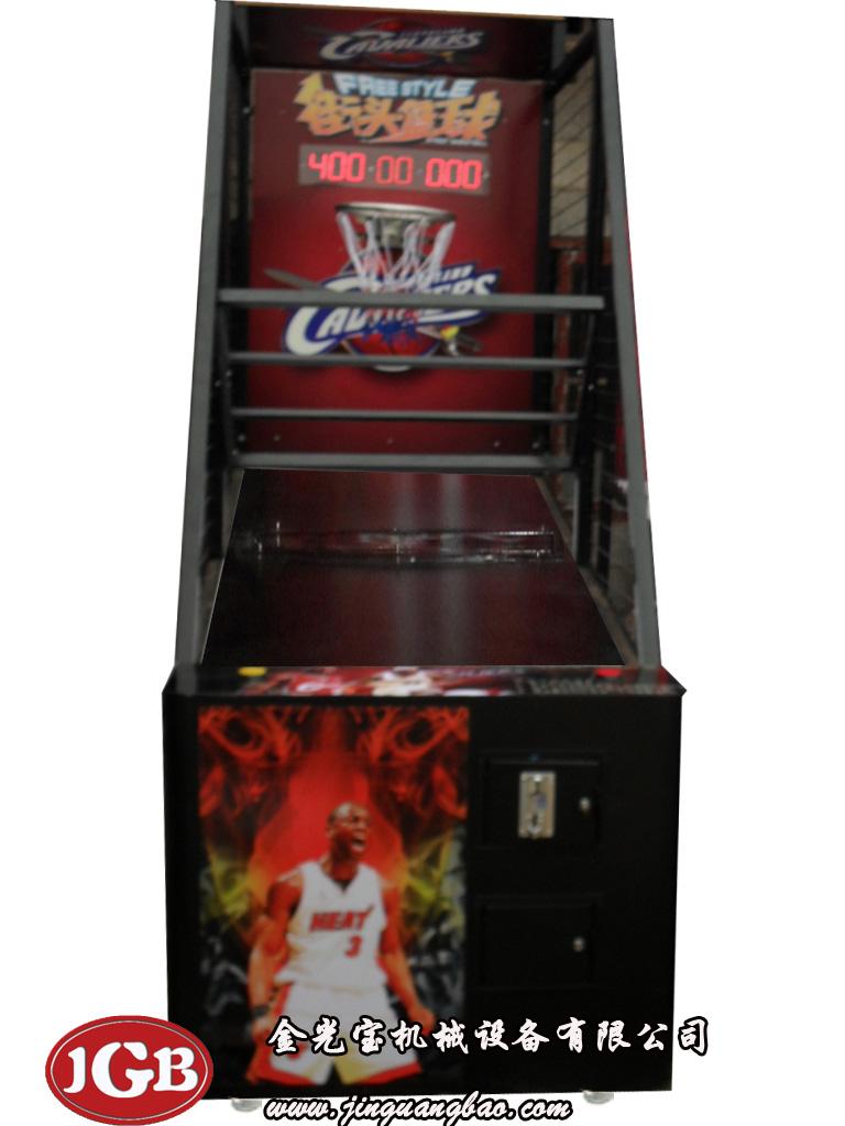 供应电子投币篮球机/篮球机
