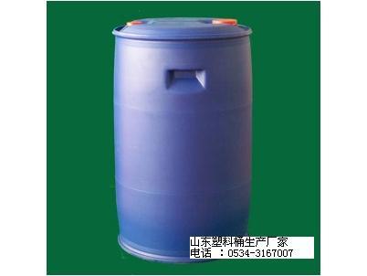 供应200升塑料桶装运须知