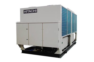 供应工业日立风冷式螺杆冷水机组
