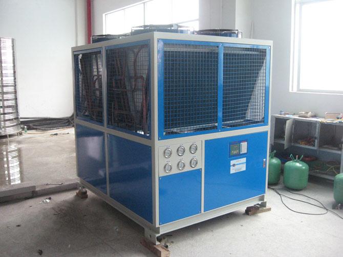 供应南沙风冷式低温冷水机,萝岗低温工业冷水机,增城开放式冷水机图片