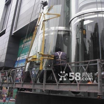 供应幕墙玻璃安装维修工程图片
