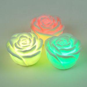 夜光玫瑰花专用夜光粉图片