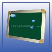 价格湖南固定式书写板,固定式绿板白板