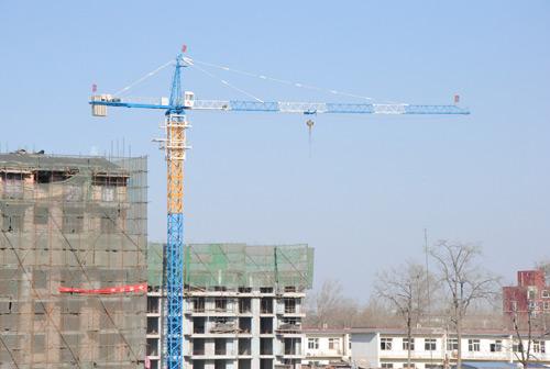 保定月臣机械设备租赁有限公司生产供应保定塔吊租赁