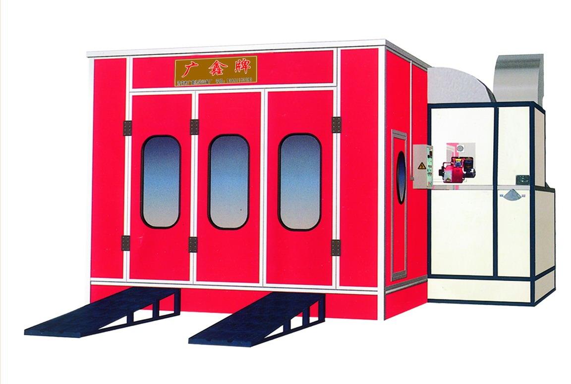 供应红外线普通烤漆房