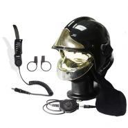 头盔耳机/消防员耳机/对讲机耳机图片