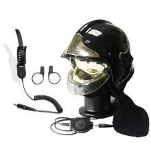 供应头盔耳机/消防员耳机/对讲机耳机/耐高温
