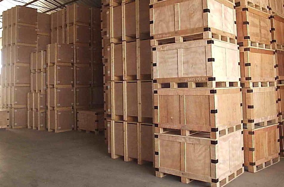 包装箱_包装箱供货商_供应上海木托盘上海包装箱上海