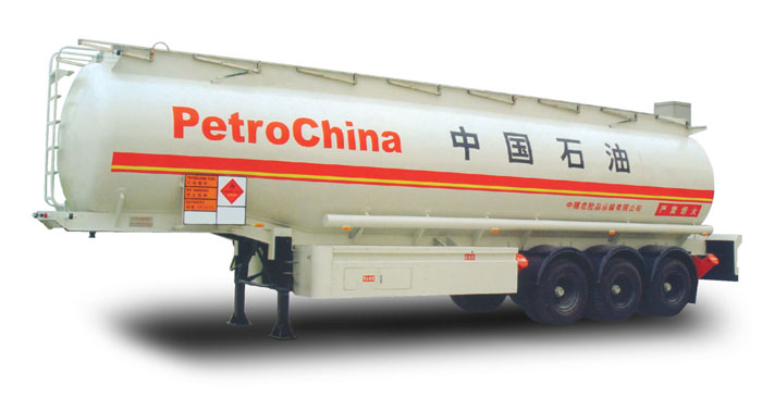 供应东风3桥油罐运输车
