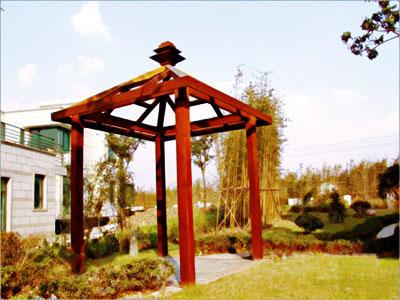 中国古代园林与西方园林在设计理念处理手法的不同之一