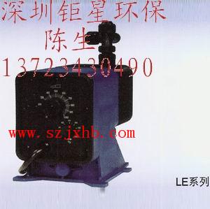 供应水泥助磨剂加药泵帕斯菲达LE系列图片