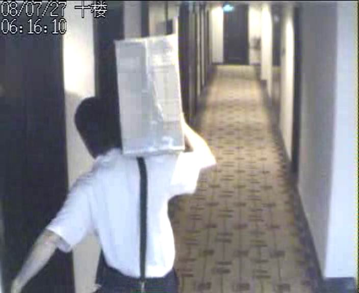 宾馆监控接线图