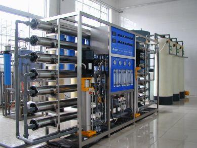 供应朗格尔净水机大型水处理设备