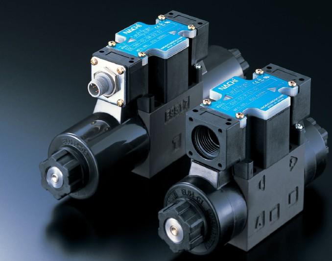 供应原装进口nachi不二越dss/dsa系列电磁液控换向阀图片
