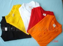供应男式外贸纯棉T恤衫长袖印花T恤衫